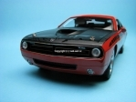 Plymouth Cuda Concept car rally red Highway 61 1:18 Ertl